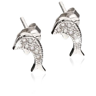 ear-rings woman jewellery GioiaPura GPSRSOR2481
