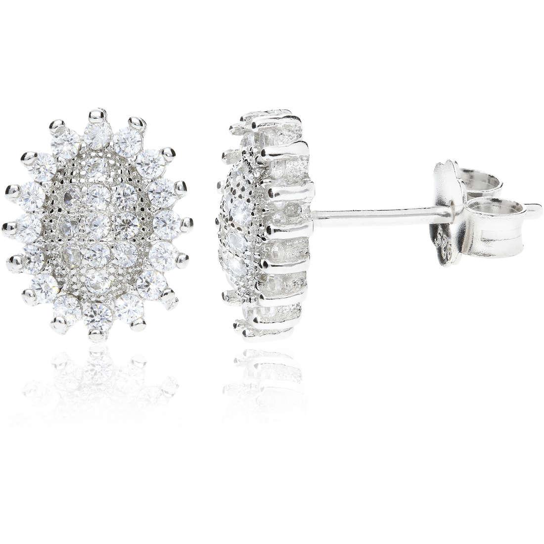 ear-rings woman jewellery GioiaPura GPSRSOR2484