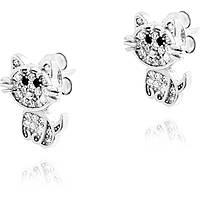 ear-rings woman jewellery GioiaPura GPSRSOR2603