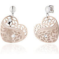 ear-rings woman jewellery GioiaPura GPSRSOR2750-E