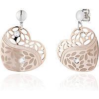 ear-rings woman jewellery GioiaPura GPSRSOR2750-E