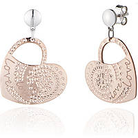 ear-rings woman jewellery GioiaPura GPSRSOR2759-E