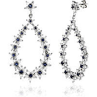 ear-rings woman jewellery GioiaPura GPSRSOR2801-BL