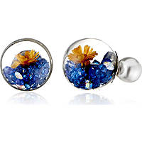 ear-rings woman jewellery GioiaPura GPSRSOR2815-BL