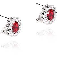 ear-rings woman jewellery GioiaPura GPSRSOR3069-RO