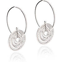 ear-rings woman jewellery GioiaPura WOF01021SI