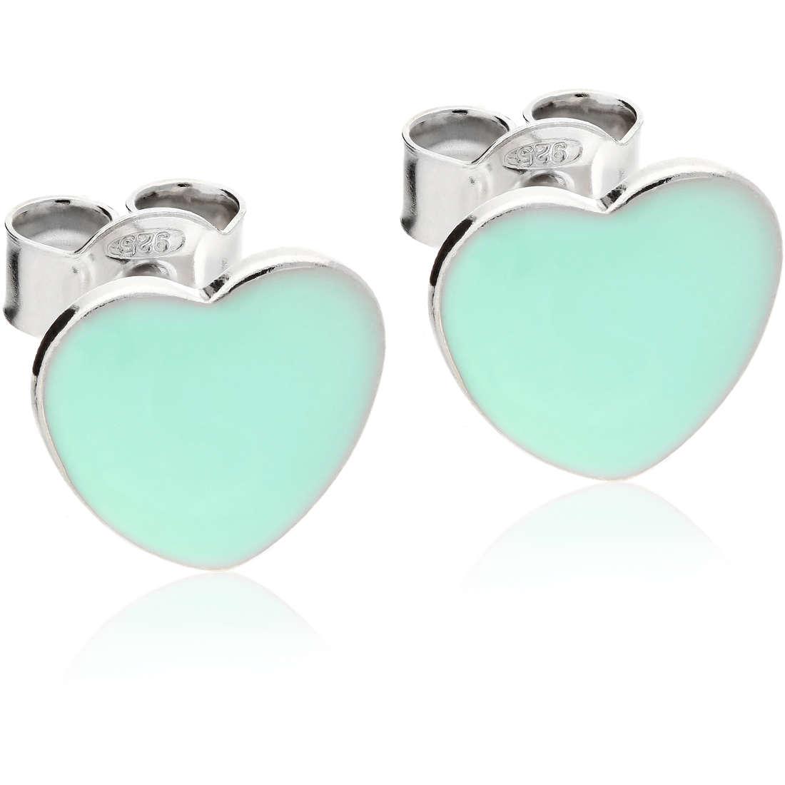ear-rings woman jewellery GioiaPura WOM00108VLL