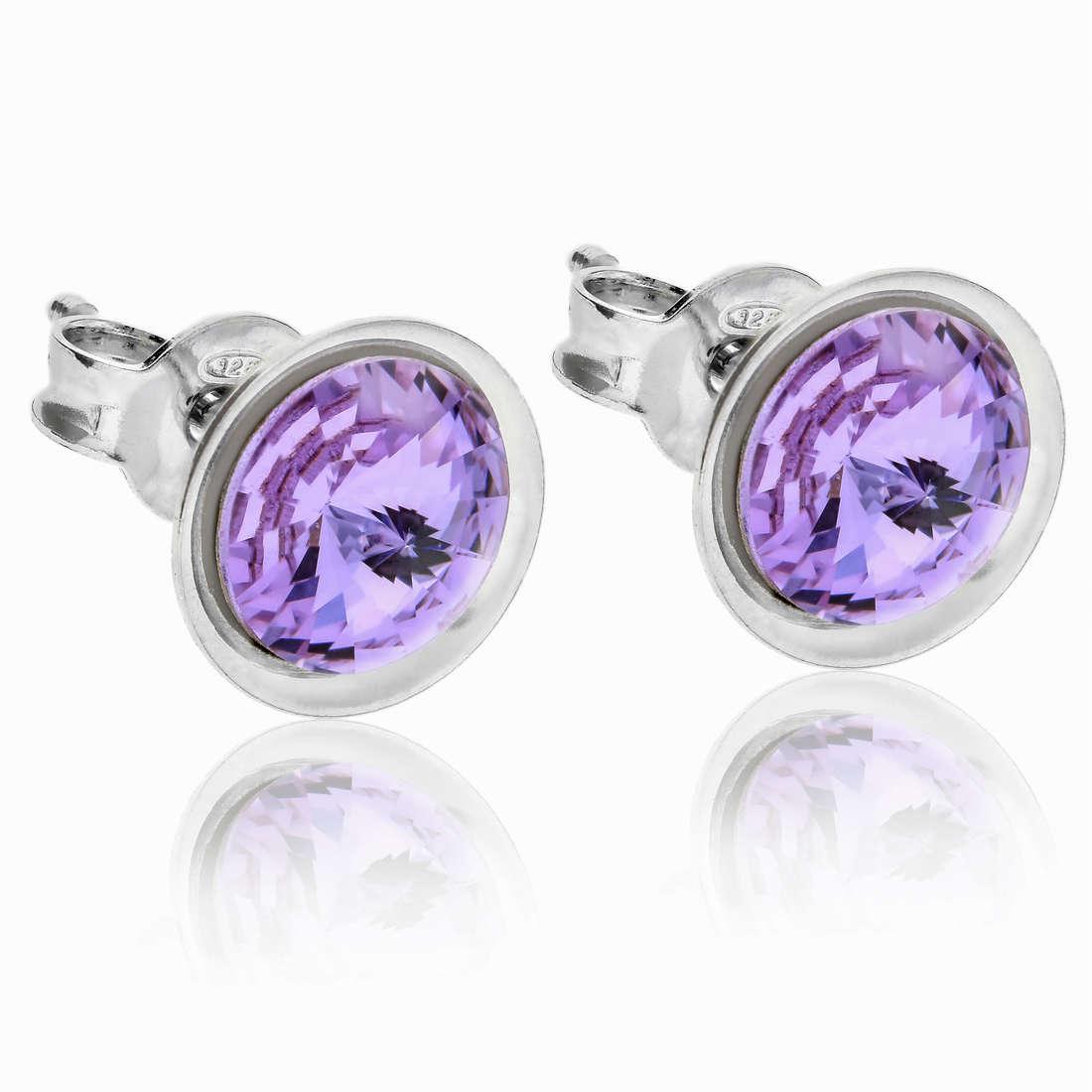 ear-rings woman jewellery GioiaPura WOM01205LLL