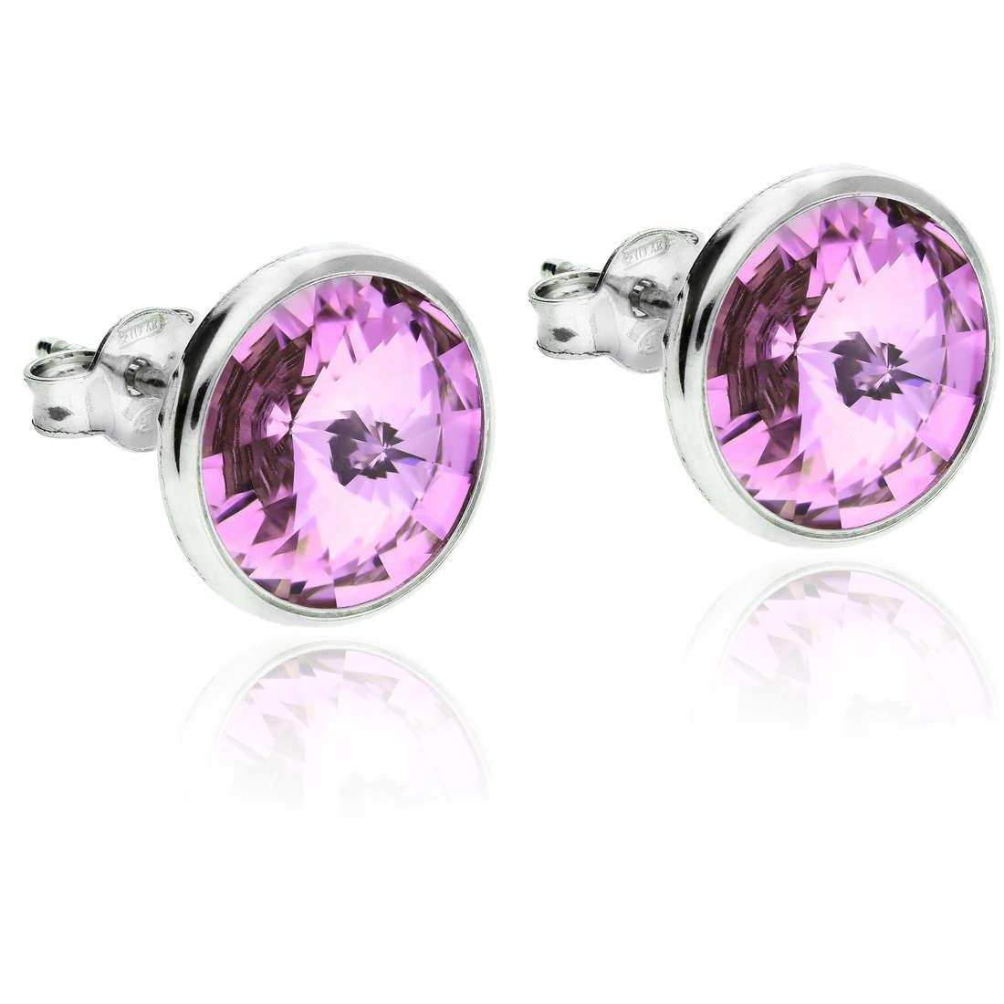 ear-rings woman jewellery GioiaPura WOM01215LLL