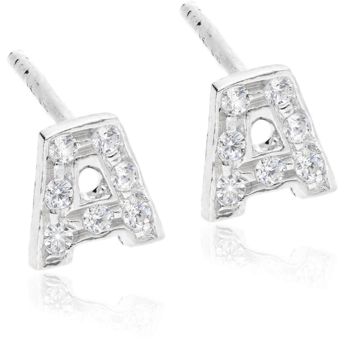 ear-rings woman jewellery GioiaPura WOR0001ADL