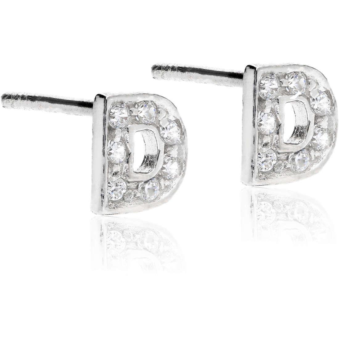 ear-rings woman jewellery GioiaPura WOR0001DDL