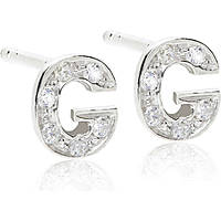 ear-rings woman jewellery GioiaPura WOR0001GDL