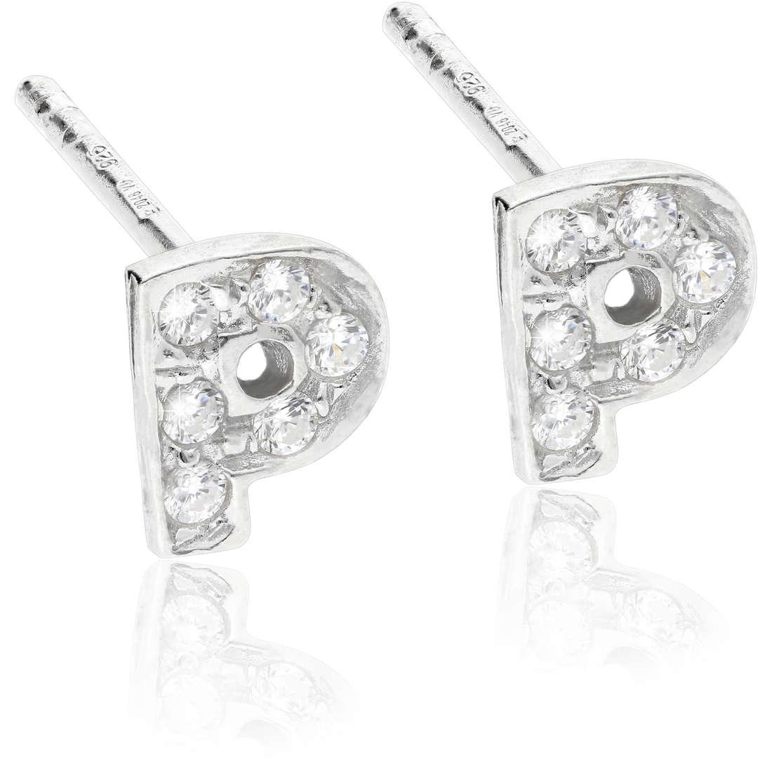 ear-rings woman jewellery GioiaPura WOR0001PDL