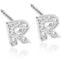 ear-rings woman jewellery GioiaPura WOR0001RDL