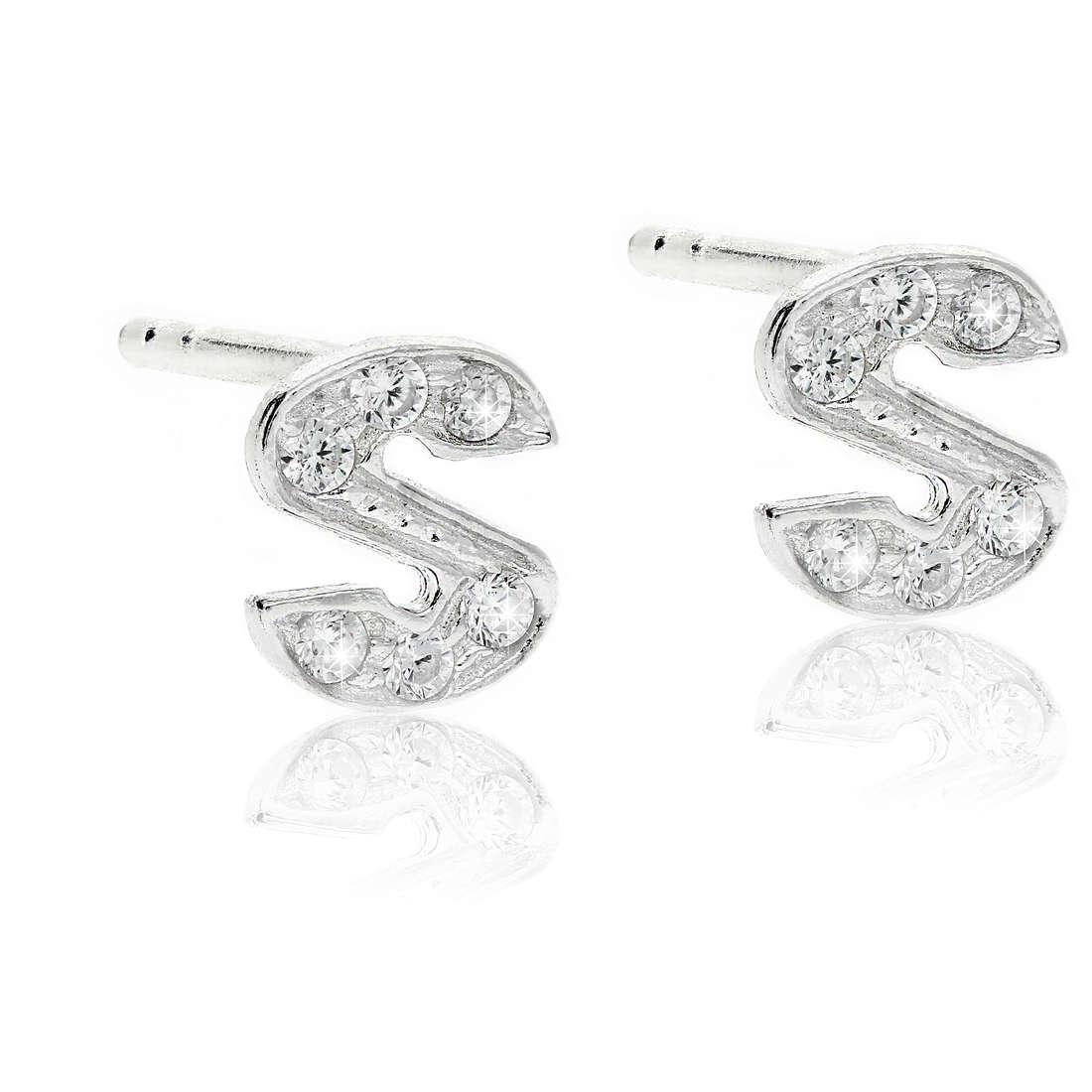 ear-rings woman jewellery GioiaPura WOR0001SDL