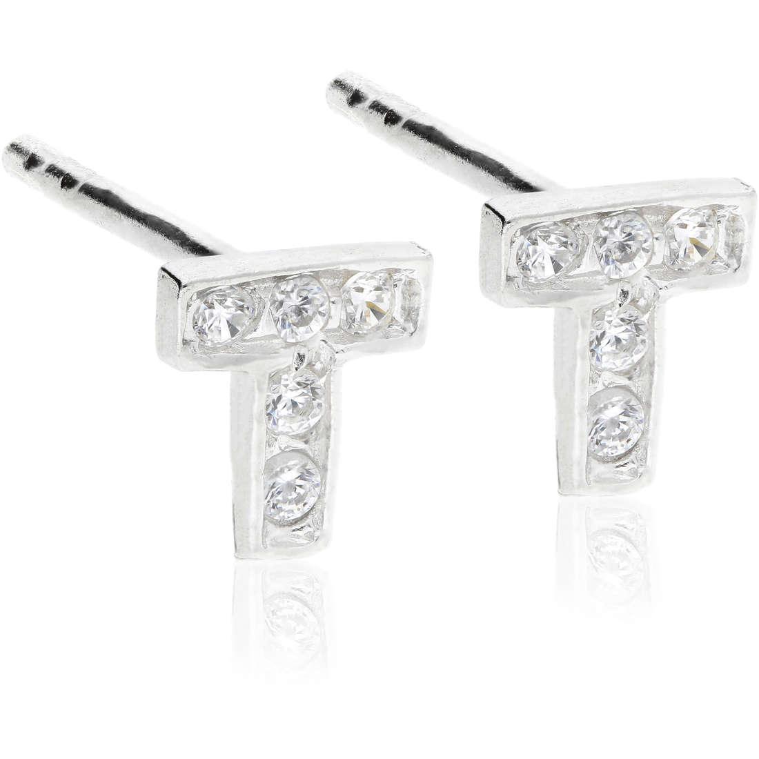 ear-rings woman jewellery GioiaPura WOR0001TDL