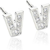 ear-rings woman jewellery GioiaPura WOR0001VDL