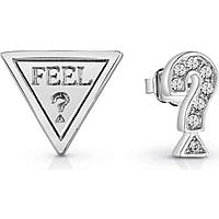 ear-rings woman jewellery Guess Feelguess UBE83082