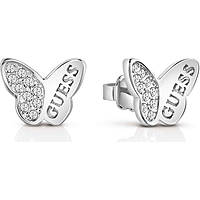 ear-rings woman jewellery Guess Mariposa UBE83020