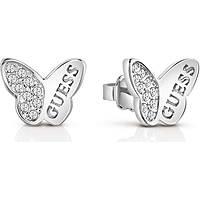 ear-rings woman jewellery Guess Mariposa UBE83020