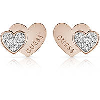 ear-rings woman jewellery Guess Me & You UBE84120