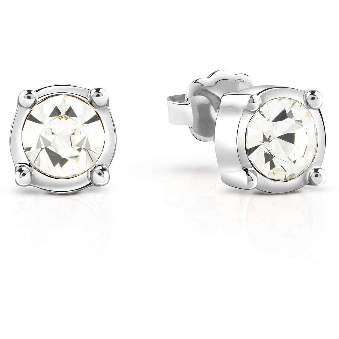 ear-rings woman jewellery Guess My Feelings 4U UBE61078