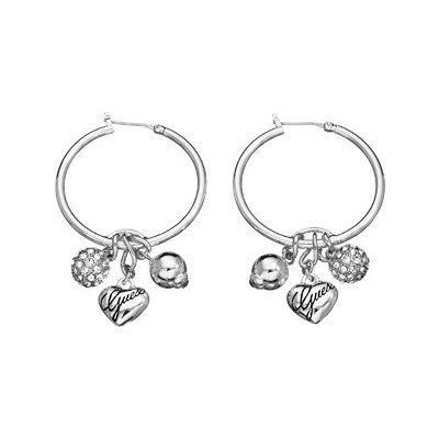 ear-rings woman jewellery Guess UBE11116