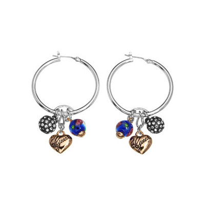 ear-rings woman jewellery Guess UBE11122