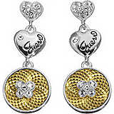 ear-rings woman jewellery Guess UBE11141