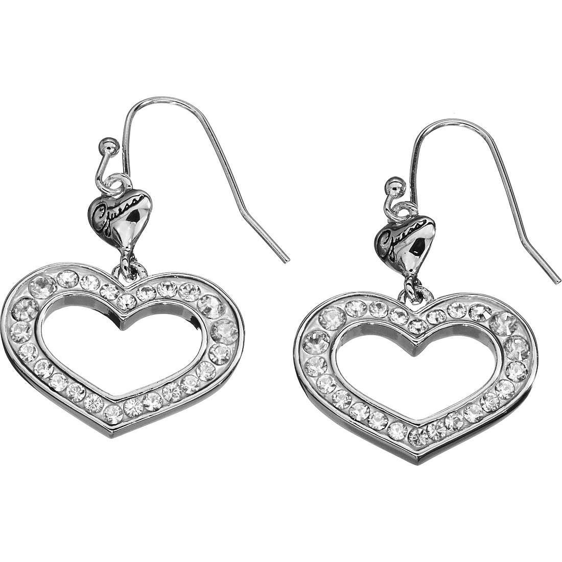 ear-rings woman jewellery Guess UBE11218