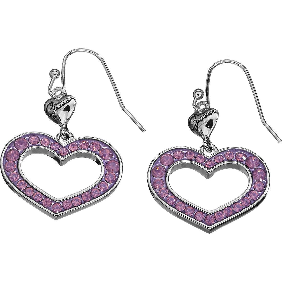 ear-rings woman jewellery Guess UBE11220