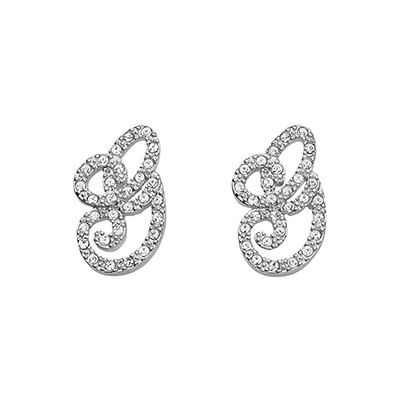ear-rings woman jewellery Guess UBE11401