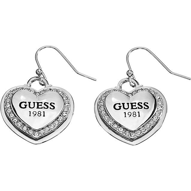 ear-rings woman jewellery Guess UBE11461