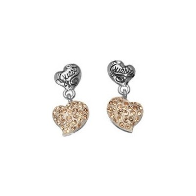 ear-rings woman jewellery Guess UBE21112