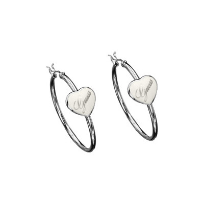 ear-rings woman jewellery Guess UBE31116