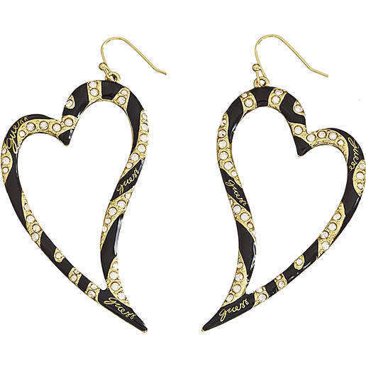 ear-rings woman jewellery Guess UBE71205