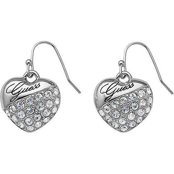 ear-rings woman jewellery Guess UBE71239