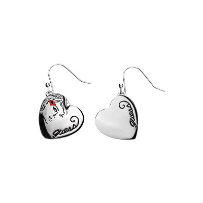 ear-rings woman jewellery Guess UBE81036