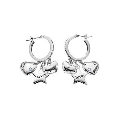 ear-rings woman jewellery Guess UBE81052