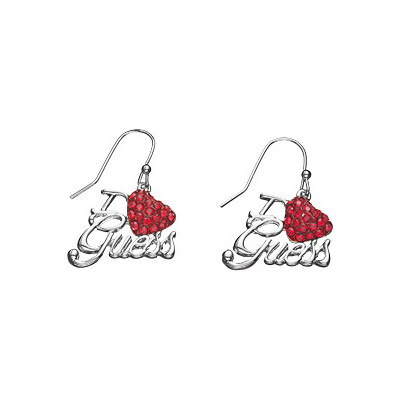 ear-rings woman jewellery Guess UBE81072