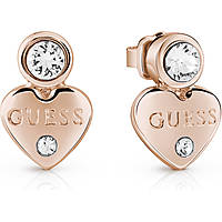 ear-rings woman jewellery Guess UBE82003