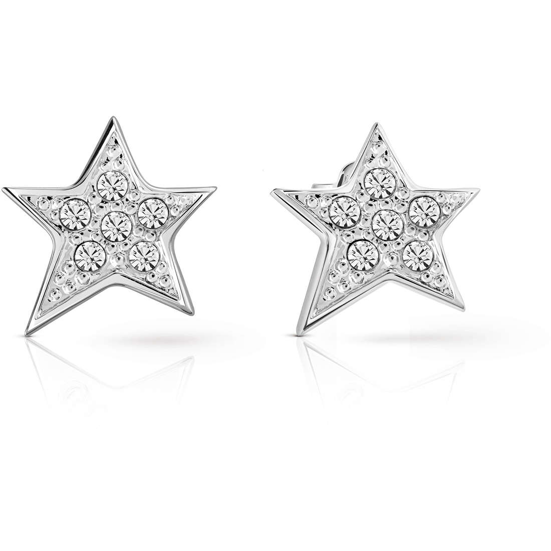 ear-rings woman jewellery Guess UBE82013