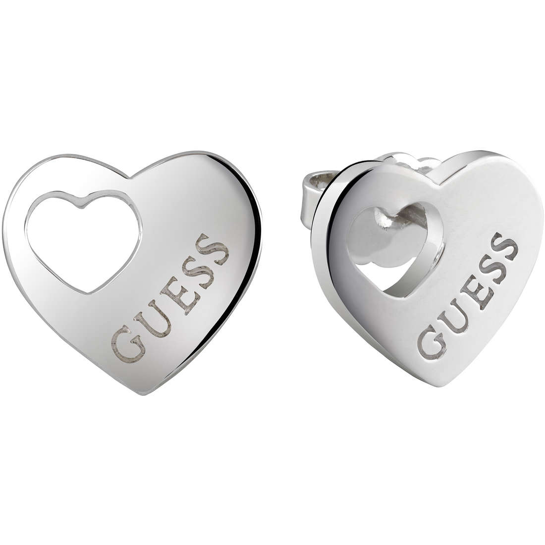 ear-rings woman jewellery Guess UBE82039