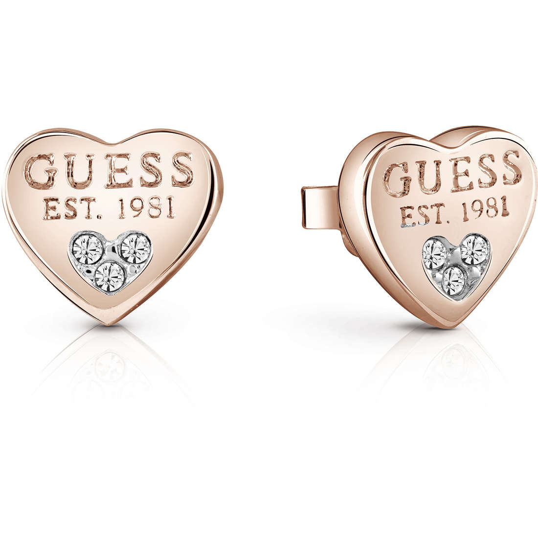 ear-rings woman jewellery Guess UBE82083