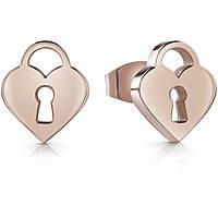 ear-rings woman jewellery Guess UBE85005