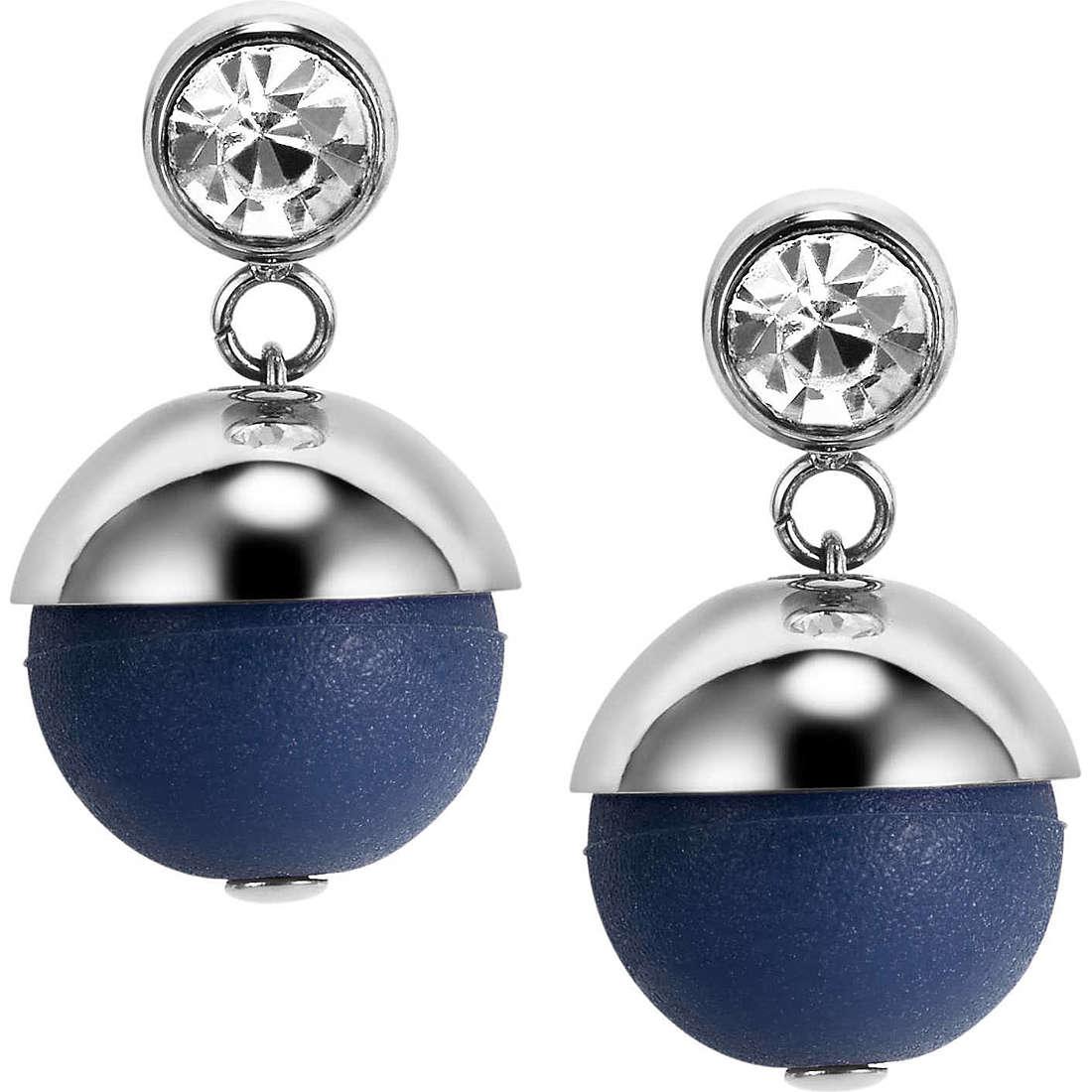 ear-rings woman jewellery Hip Hop Bon Bon HJ0234