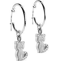 ear-rings woman jewellery Jack&co Pets JCE0533