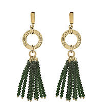 ear-rings woman jewellery Le Carose Gold&Stone ORGOLST02
