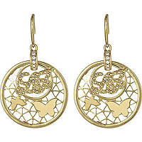 ear-rings woman jewellery Liujo Brass LJ817