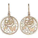 ear-rings woman jewellery Liujo Brass LJ819